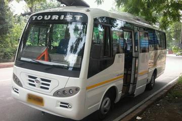 15 Seater Coach Rental