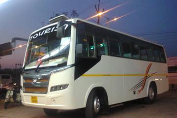 27 Seater Coach Rental