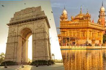 Delhi Amritsar 3 Nights