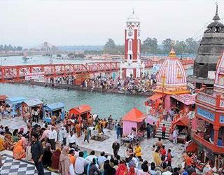 Amritsar to Haridwar Taxi Rentals