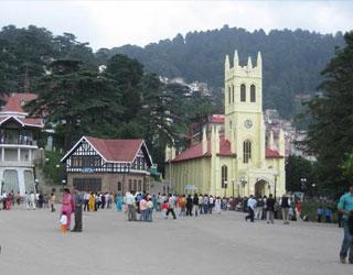 Amritsar to Shimla Taxi Rentals